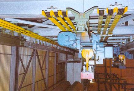 принципиальная схема системы электроснабжения